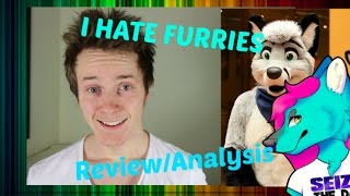 I HATE FURRIES by MrRepzion - Furry Review/Analysis