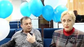 Интервью с Валерием Долгим