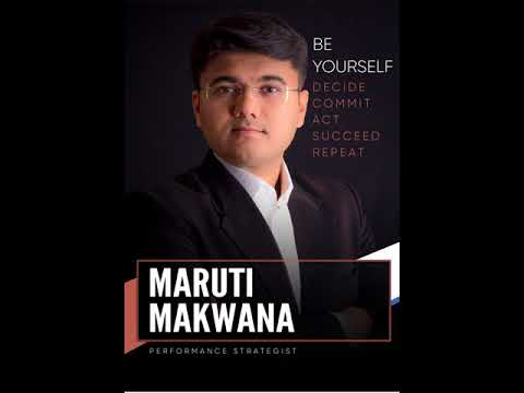Power Wealth Formula for your Personal and Financial Mastery with Maruti Makwana: TIT04