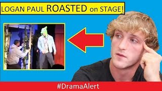Logan Paul ROASTED on stage! #DramaAlert Alissa Violet & Erika Costell FRIENDS AGAIN?