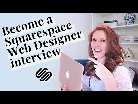 How to Become A Squarespace Web Designer interview with The Paige Studio