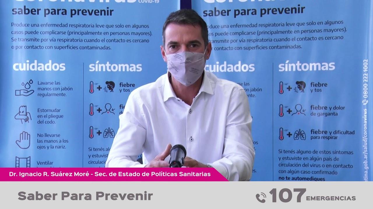 08 03 2021 - Saber para prevenir