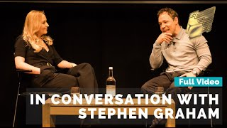 In Conversation with Stephen Graham | Full video