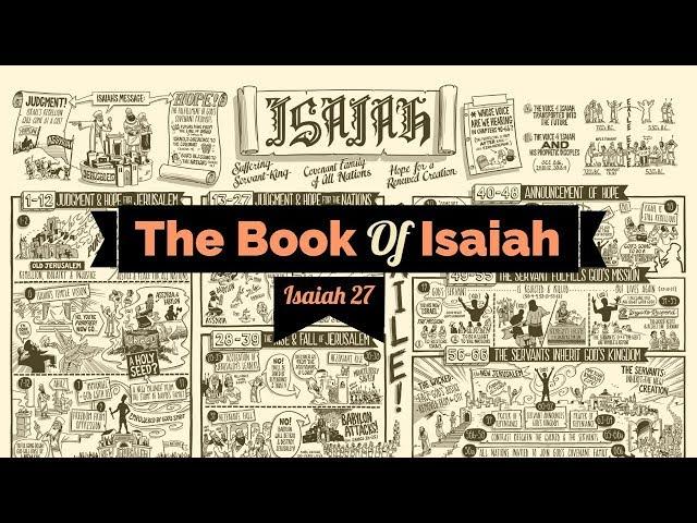 Isaiah 27 | Min. Justin Parton