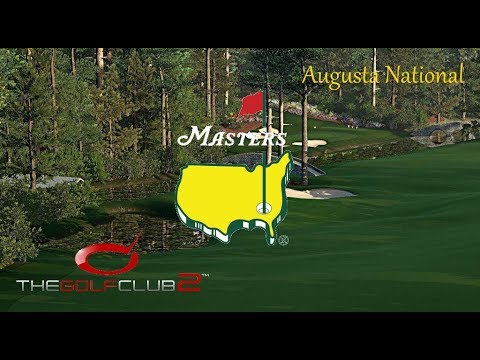 The Golf Club 2 - Augusta National 2018 - The Masters 2018 Gameplay Round