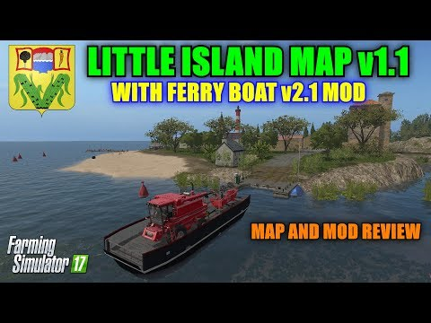Fs17 Boat Mods