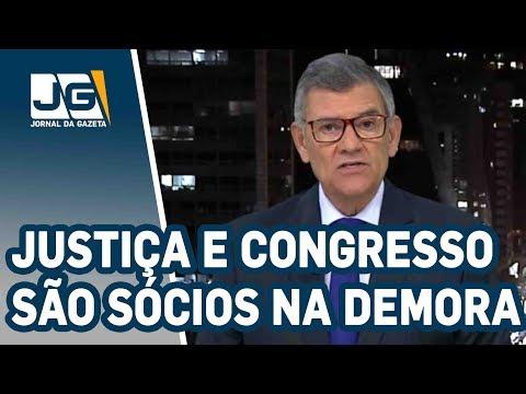 Rodolpho Gamberini / Justiça e Congresso são sócios na demora para cassar Maluf
