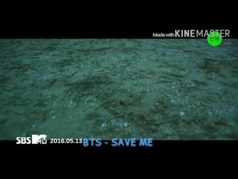 BTS - SAVE ME (Rom + Eng Lyrics)