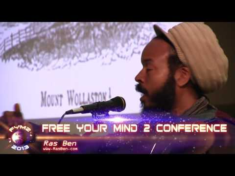 Ras Ben   Free Your Mound and Your Mind Will Follow