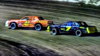 Canyon Speedway Park IMCA Stock Car Feature