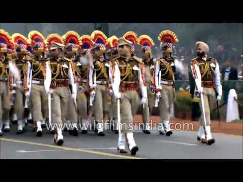 Central Reserve Police Force, India's largest Central Armed Police Force
