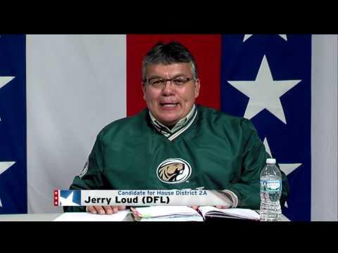 Debate Night 2016 – MN House District 2A Debate – Jerry Loud and Matt Grossell