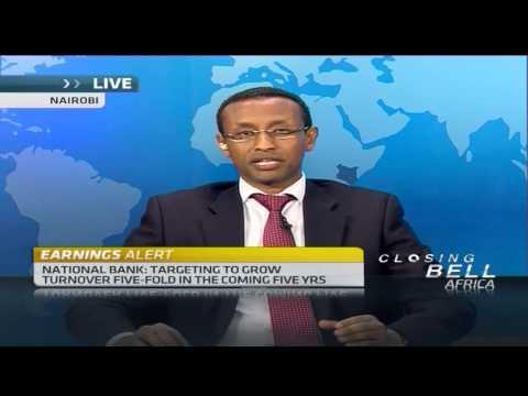 Kenya's National bank Q3 profit doubles