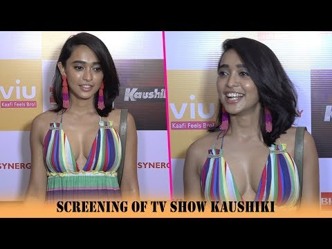 Screening Of Web Series Kaushiki | Rannvijay, Sayani Gupta, Sanaya Irani | TVNXT Bollywood
