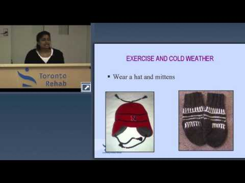 Exercise and Cold Weather