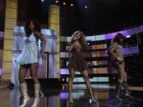 Destiny's Child Medley live at Fashion Rocks 2005