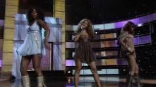 Destiny's Child Medley live at Fashion Rocks 2005