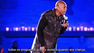 Dave Chappelle - Discurso do Emmy (Legendado)