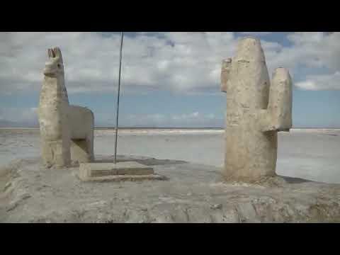 Jujuy Argentina: Salinas Grandes 2017 HD 01
