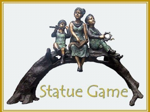 Statue Game with Lyrics
