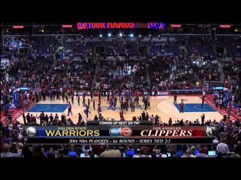 Clippers receive standing ovation from Staples Center after Donald Sterling ban