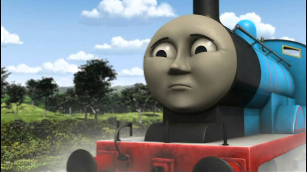 Thomas et ses amis la folle journ e d 39 edouard youtube - Thomas et ses amis dessin anime ...