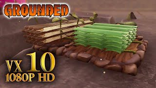 Building my New House in GROUNDED Walkthrough Gameplay Ep10 PC