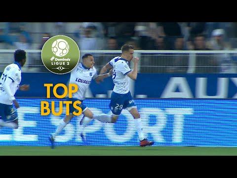 Top buts 38ème journée - Domino's Ligue 2 / 2018-19