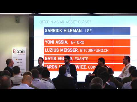Bitcoin as an asset class?  - Coinsumm.it