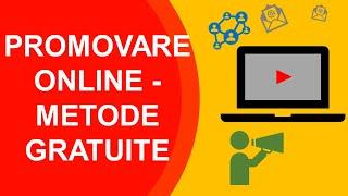 Metode gratuite de promovare online a afacerii tale(, 2015-09-13T12:22:46.000Z)
