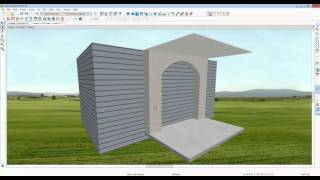 How To Make Poly-line Solids And 3d Molding Lines In X8