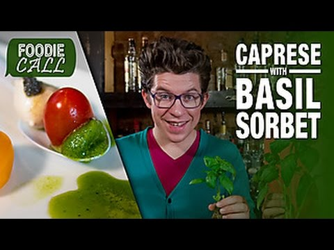 Justin Remixes the Caprese Salad: Foodie Call with Justin Warner