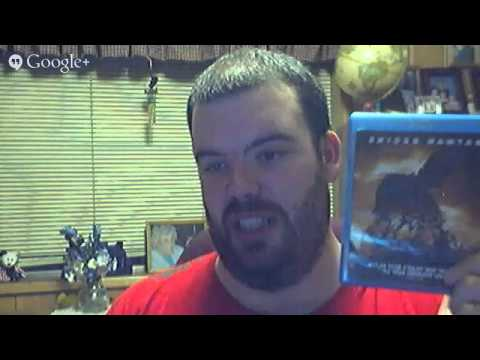 Blu Ray Overview Superhero/Comic Collection