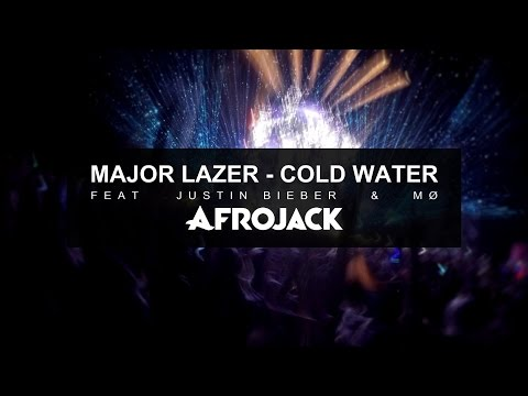 Major Lazer - Cold Water (feat. Justin Bieber & MØ) (Afrojack Remix) [UNRELEASED]