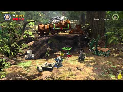 Lego Jurassic World: Level 6 STORY That's How It All Starts Trophy/Achievement - HTG