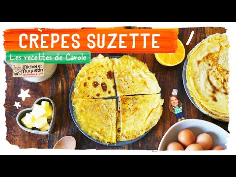 recette-des-crÊpes-suzette