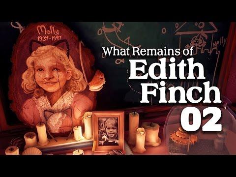 EDITH FINCH [02] ㊙️ Molly war gerade mal 10