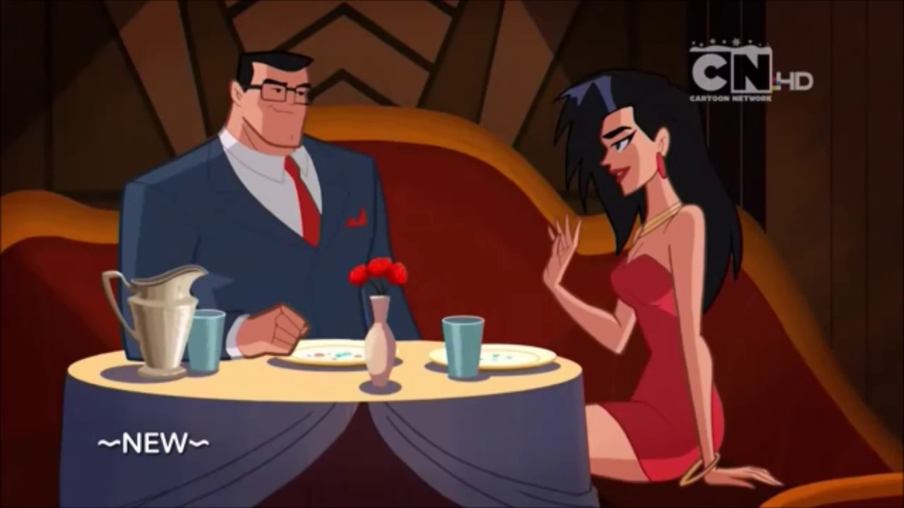 Superman Wonder Woman Dinner Date Youtube