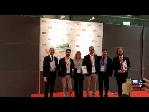 SMAU Milano 2019 - Premio Innovazione SMAU - Premiazione IMAB GROUP