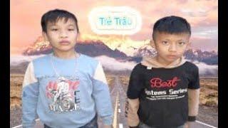 Khi Trẻ Trâu Bắt Chước Hoài Linh |  ATSM Vlog