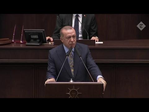 Khashoggi killing: Watch President Erdogan Live