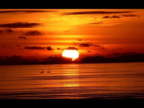 Best Compilation of Sunsets and Time Lapse of Sky Views and Relaxing Music HD 1080P
