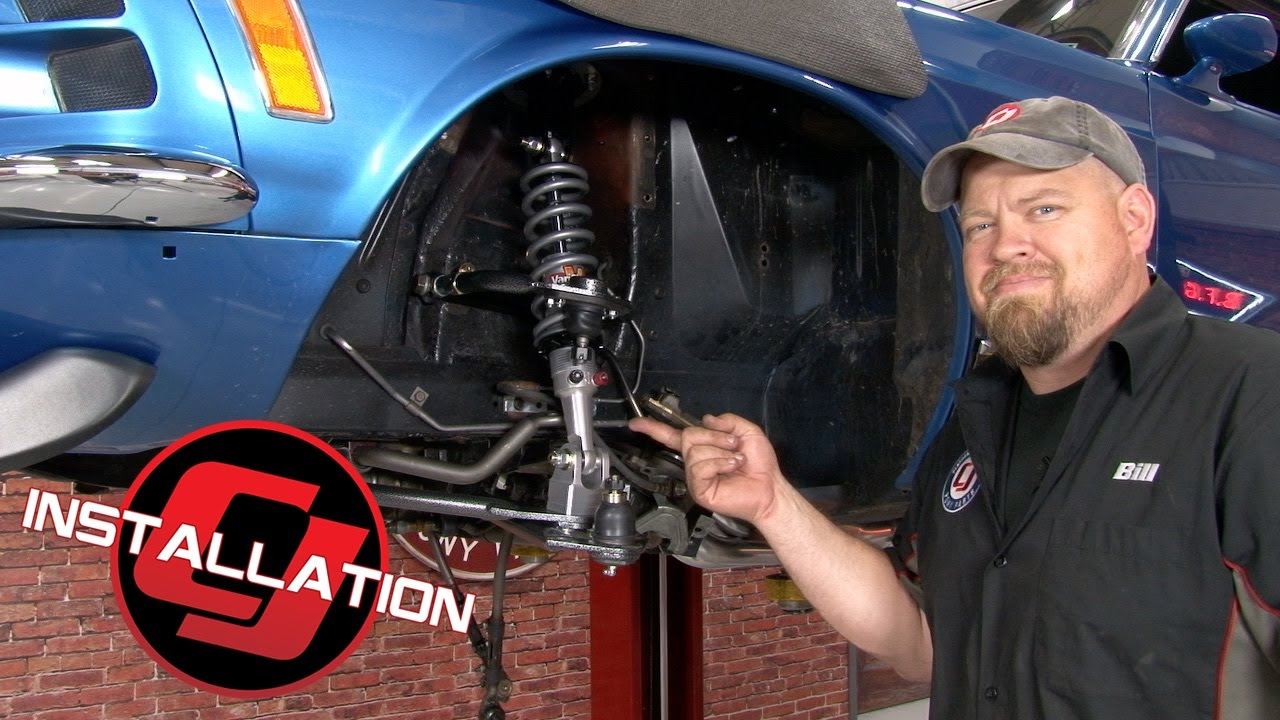 Mustang Total Control Products Coilover Conversion Kit