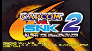 Capcom vs. SNK 2 - This is True Love Makin' (London Stage) 1 Hour