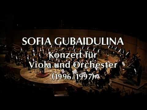 Sofia Gubaidulina - Viola Concerto (Y.Baschmett)
