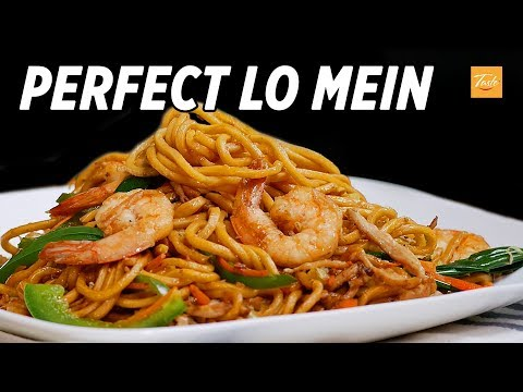 How To Make The Perfect Lo Mein Every Time •  Taste, The Chinese Recipes Show