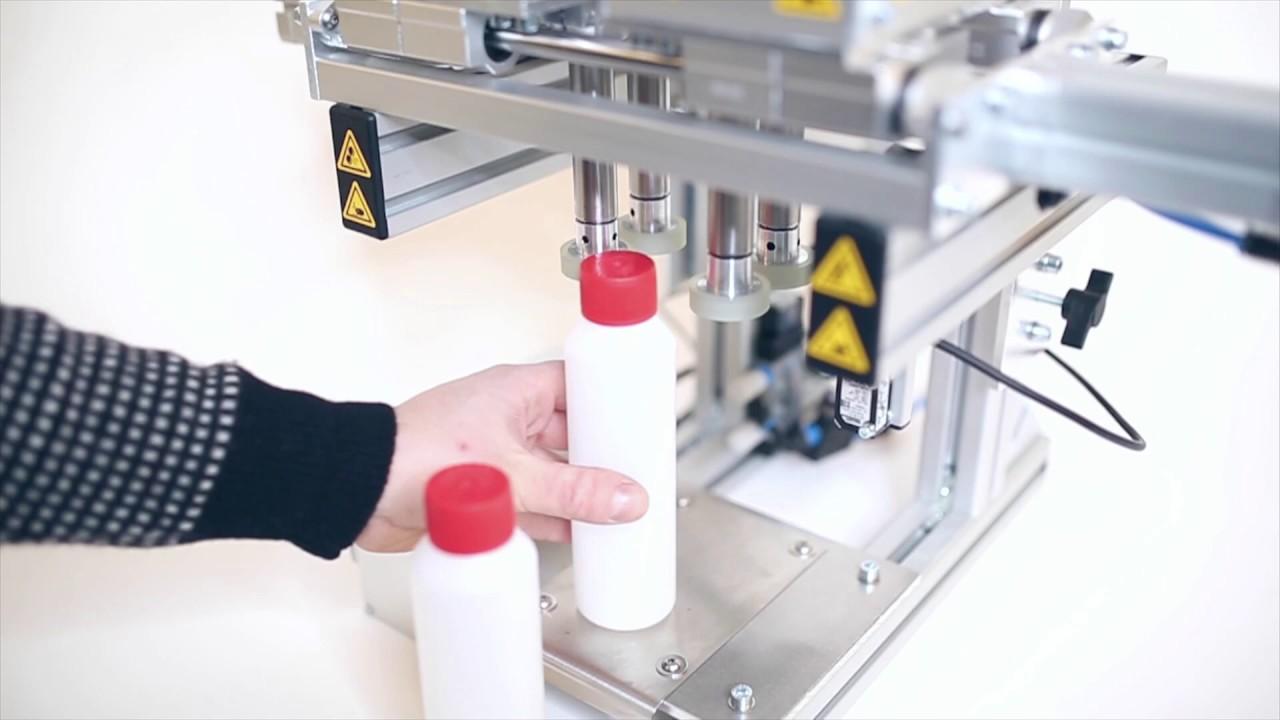 Verschlussmaschine InnTecFlow GmbH