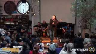 SINSEMILIA showcase Paris - La Bellevilloise 21 MARS 2015