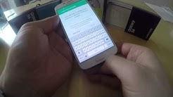 Samsung Galaxy S6 sormenjälkitunnistus - aktivointi