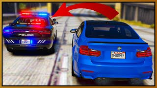 GTA 5 Roleplay - NOT BREAKING ANY LAWS | RedlineRP